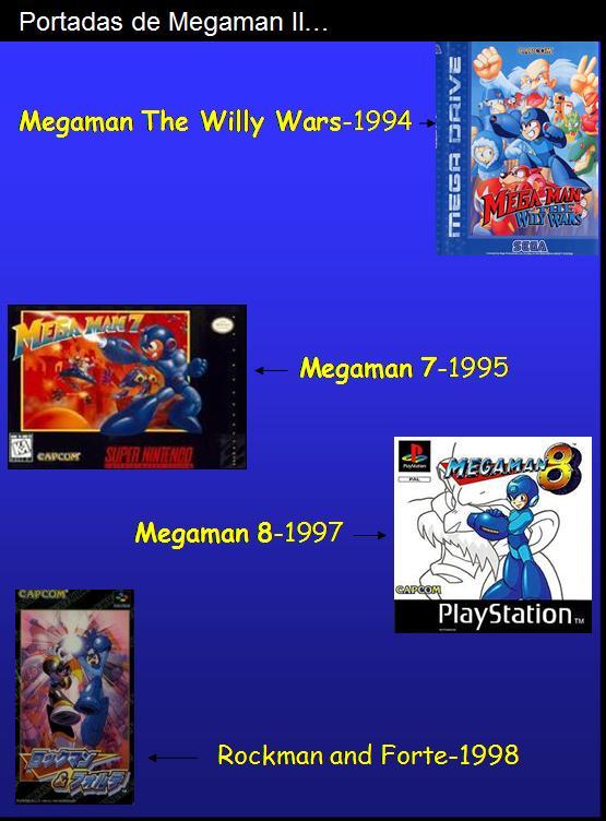 Portadas de megaman 2da parte zz xpress for Megaman 9 portada