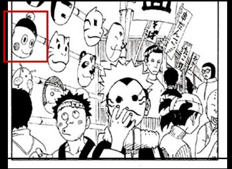 Curiosidades y errores de Naruto,Naruto Shippuden parte 3