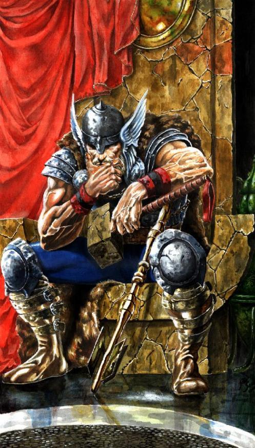 Madrí, Madrí, Madriiiiiiií... Thor1