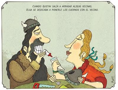 Humor en juego de tronos e histórico - Página 4 Vikingo