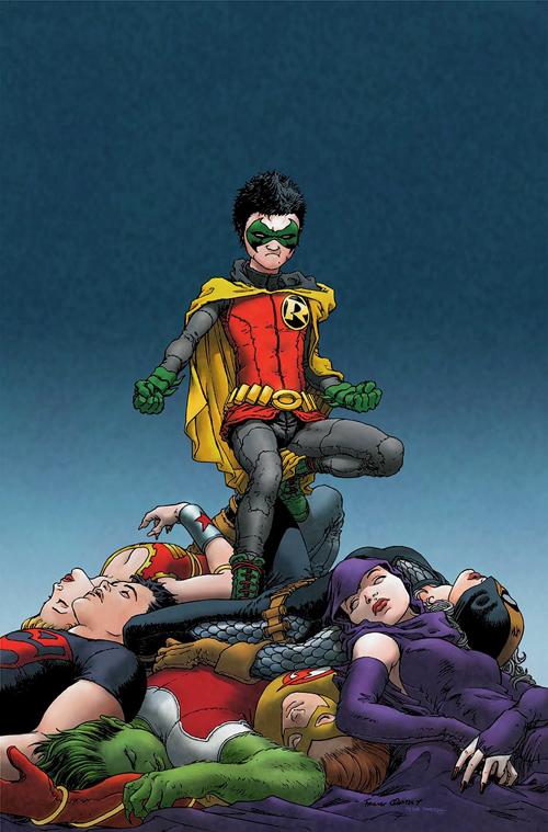 Robin_Damian_Wayne