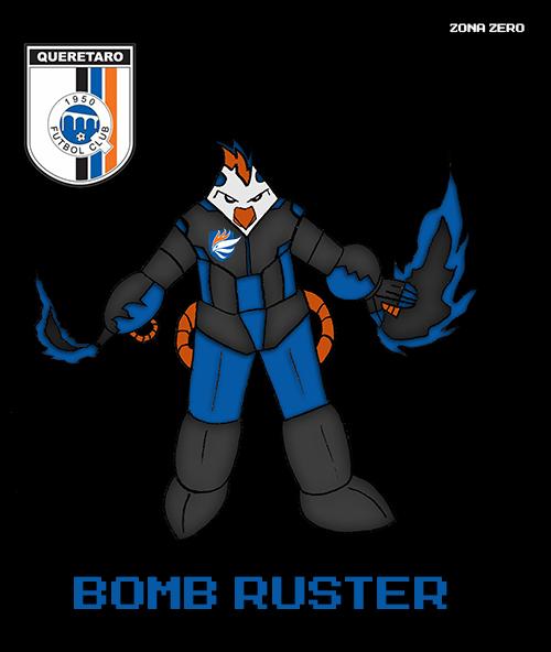 Bomb Ruster