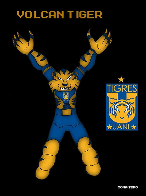 Volcan Tiger