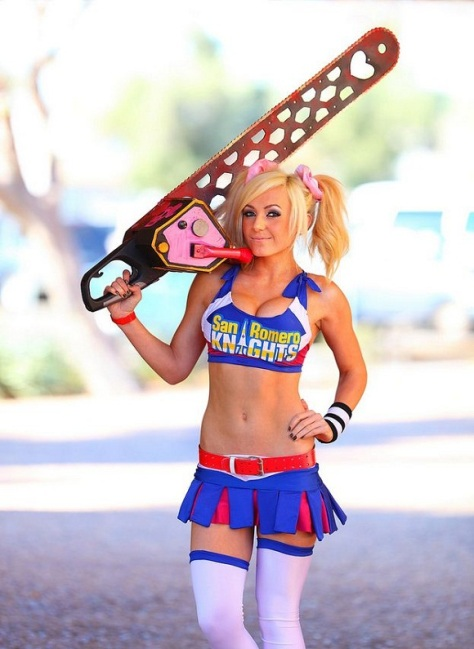 Lollipop-cosplay-Chainsaw