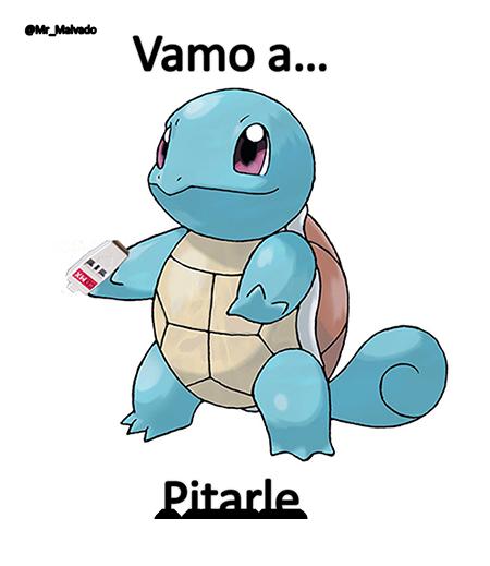 Vamo a Pitarle