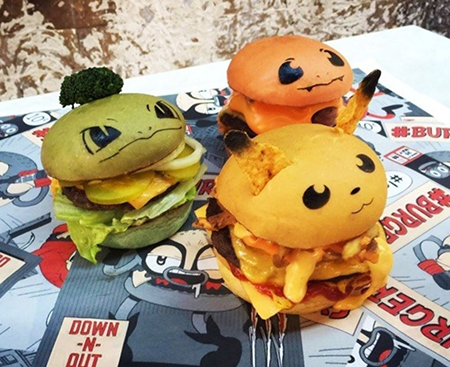 5Pokeburger